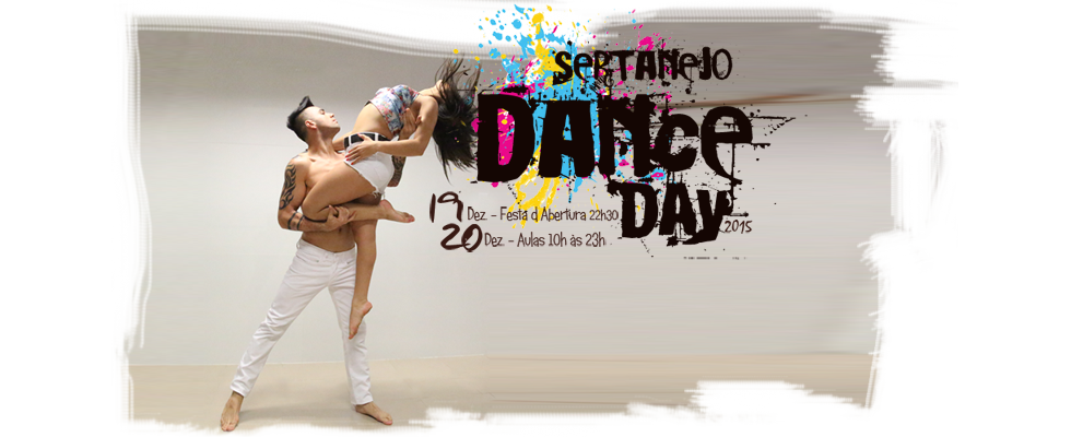 Sertanejo Dance Day - Inscreva-se!